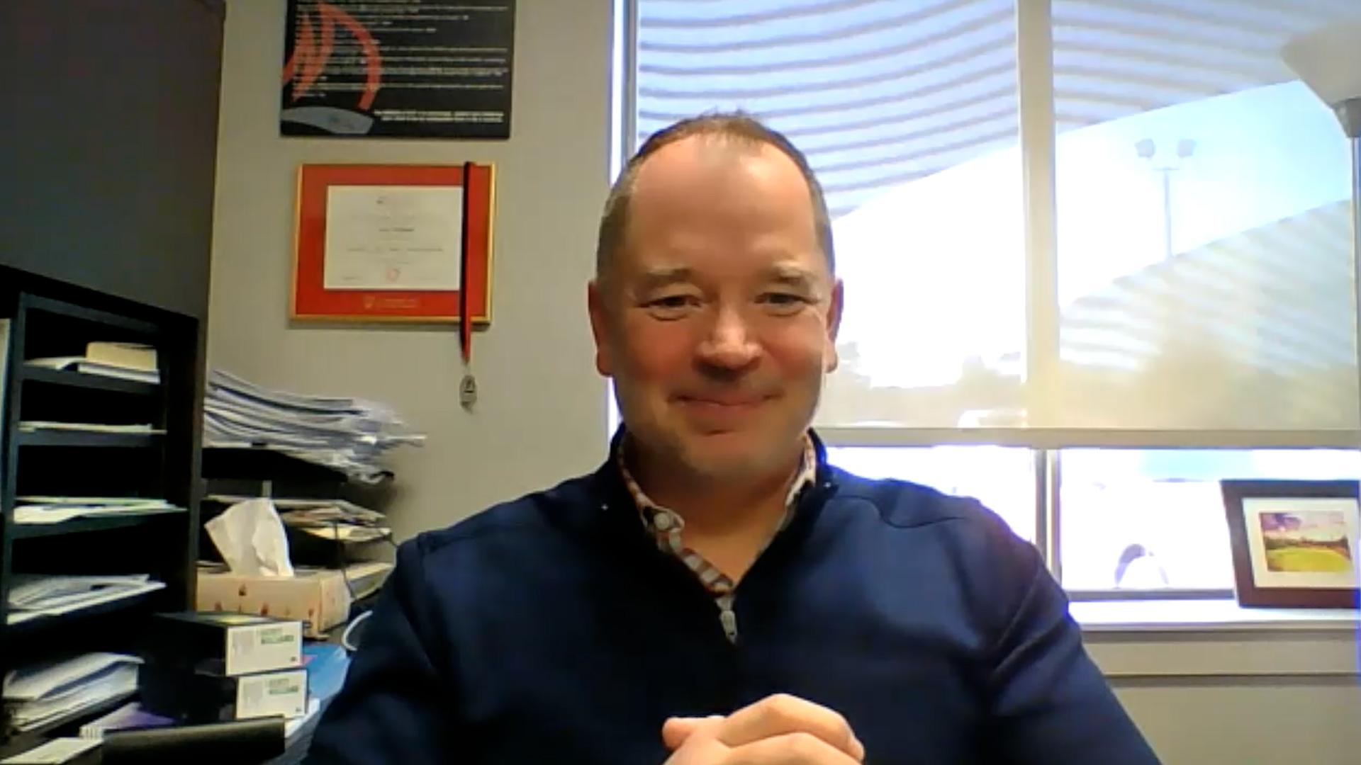 Video preview: Warren Werbitt Goes Printer to Printer with Rocket's Scott Williams
