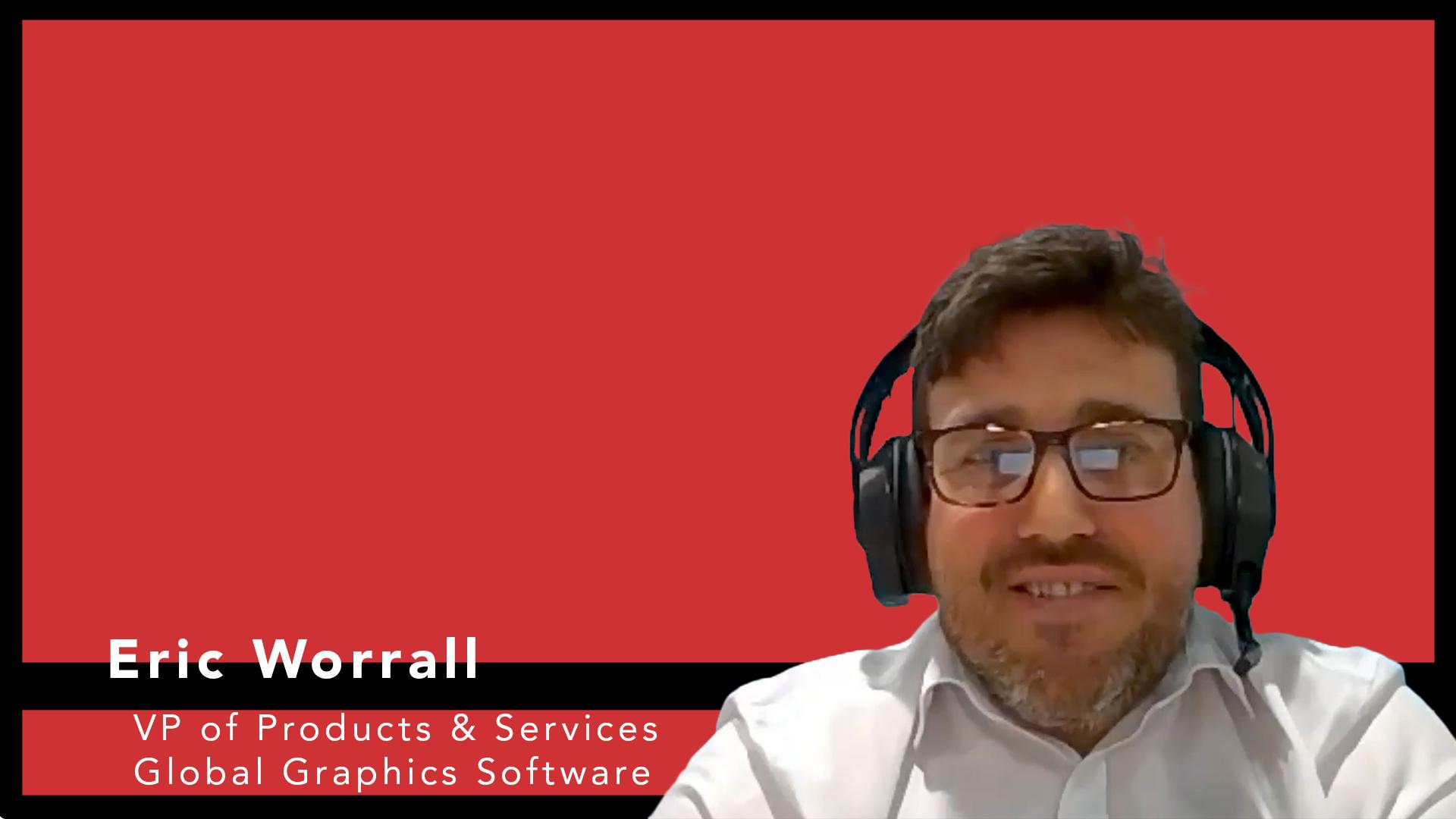 Global Graphics' Eric Worrall on SmartDFEs
