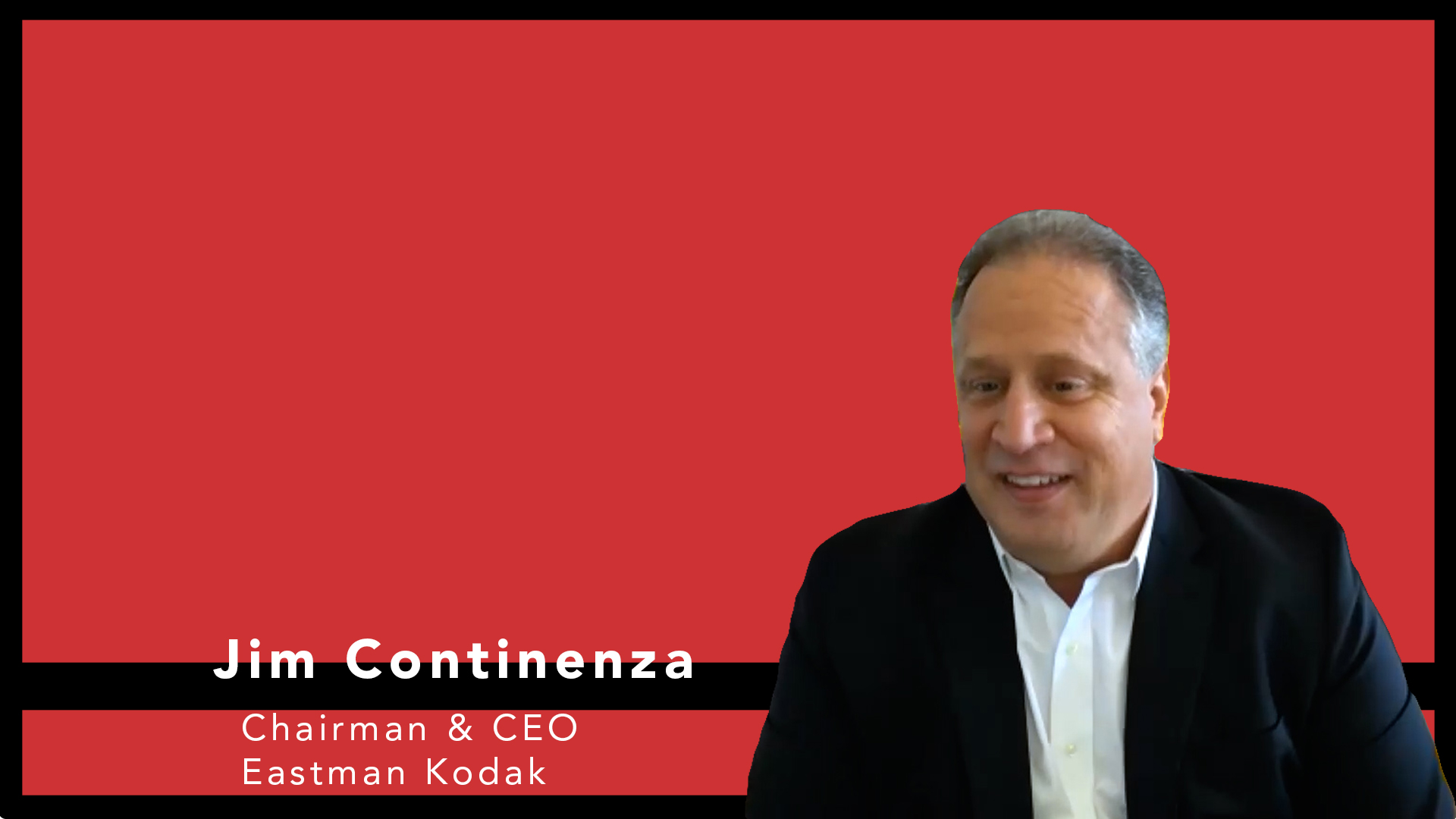 Video preview: Kodak's Jim Continenza Wins a Maverick Award