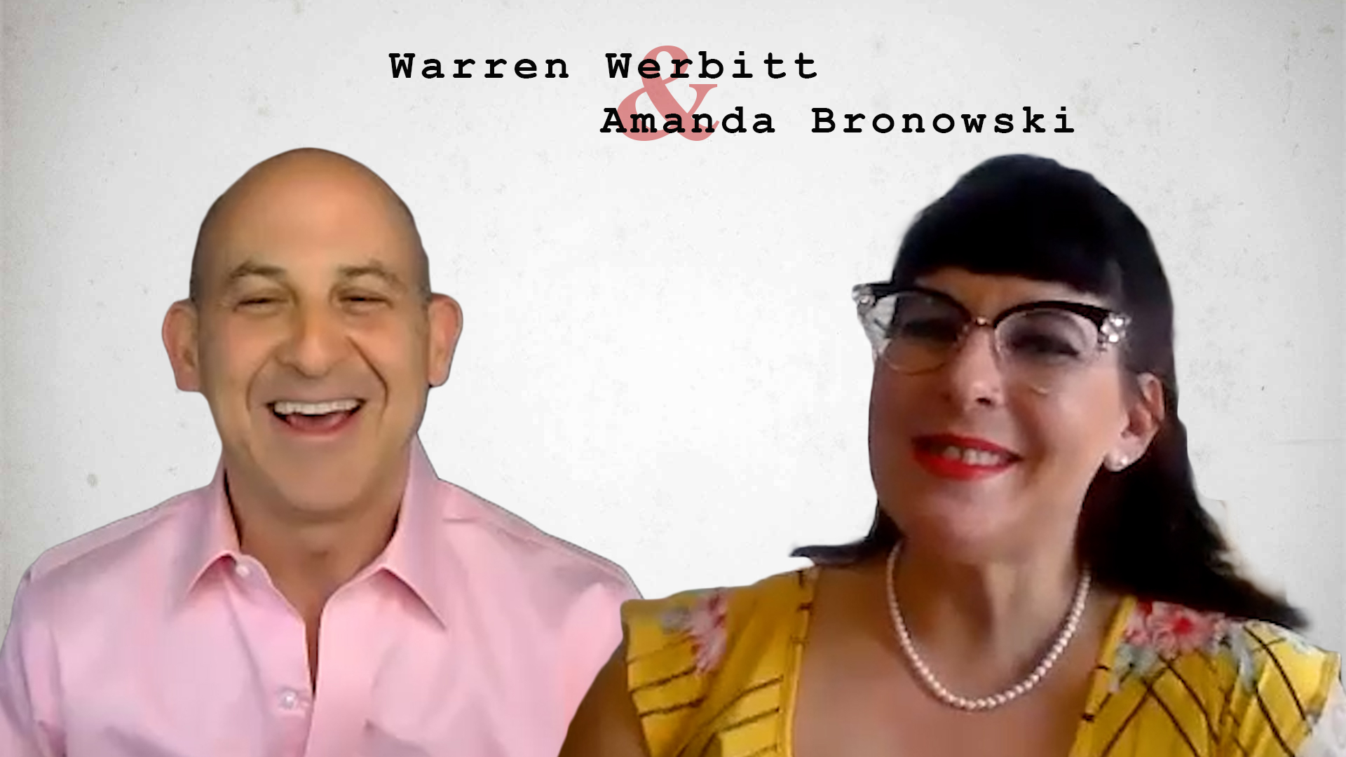 Video preview: Warren Werbitt Goes Printer to Printer with Heeter Printing's Amanda Bronowski