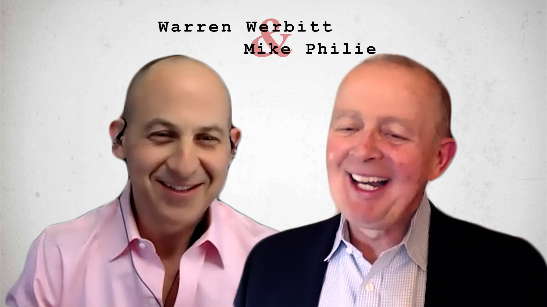Video preview: Warren Werbitt Goes Printer to Printer with Mike Philie