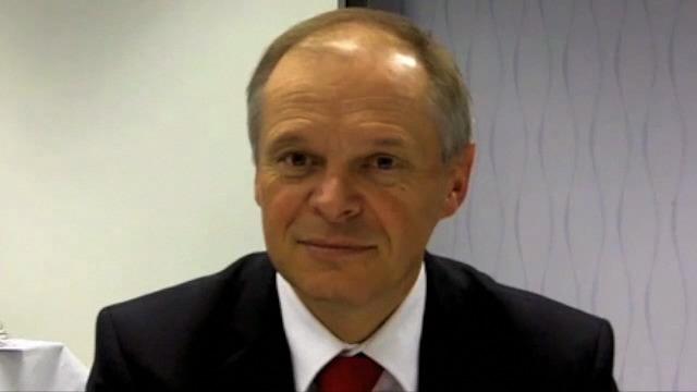 Video preview: Heidelberg CEO Bernhard Schreier talks about potential partnerships in digital