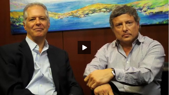 Video preview: Opportunity in difficult days, Roy Grossman and Jon Fogel of MSP