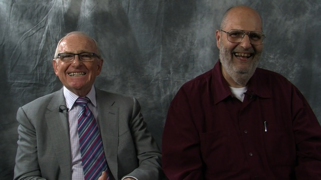 Video preview: Andy Tribute and Frank Romano take time out at drupa to discuss future trends