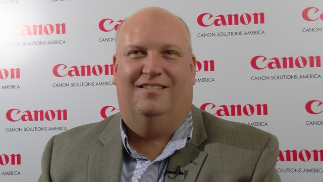 Video preview: Buddy Mountcastle of Canon Solutions America on Mailing and Postal Costs