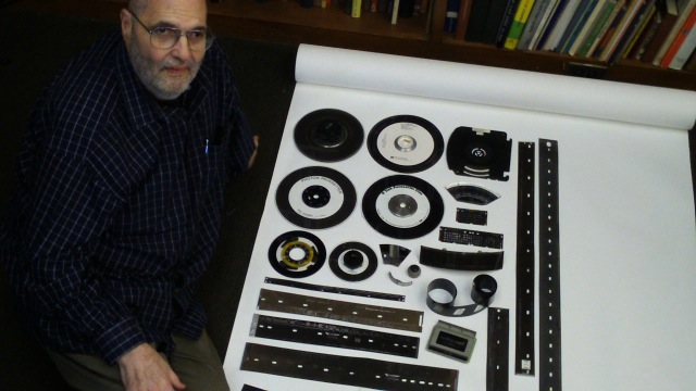 Video preview: Frank Romano on the History of Phototypesetting