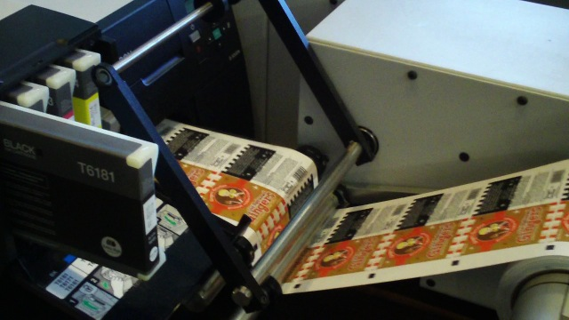 A Look Inside a Label Printing Operation with Frank Romano