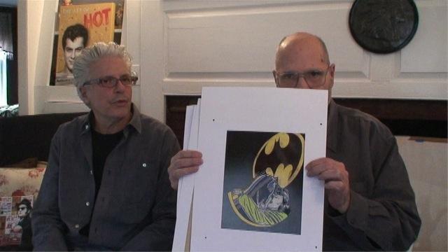 Video preview: Frank Romano Visits Artist Tom Zotos