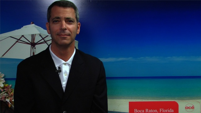 Video preview: Oce's Francis McMahon Reviews a Strong 2011 and Looks Forward to 2012 and drupa