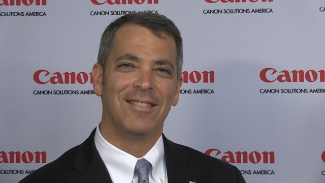 Video preview: Canon Solutions America Off to a Strong Start