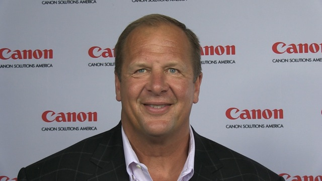Video preview: SG360's Bob Radzis on Canon Solutions America