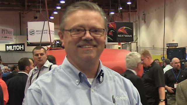 Video preview: CSA's Randy Paar Talks High-Value Print Applications