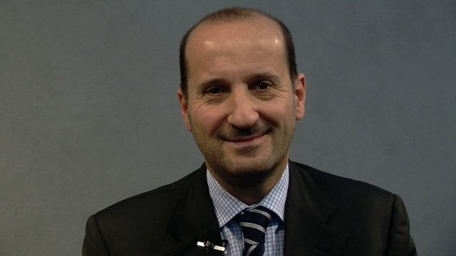 Video preview: HP's Aurelio Maruggi talks about customer applications for high speed inkjet