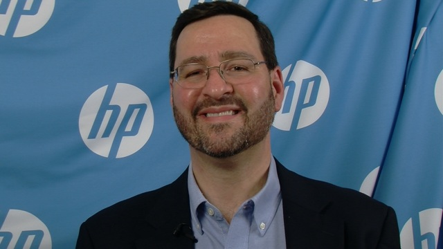 Video preview: HP's Bob Raus Talks About Dscoop 8