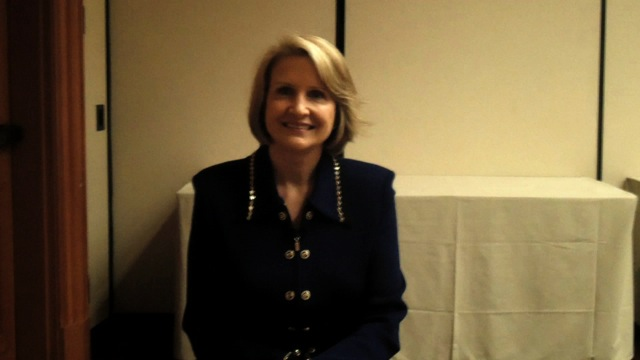 Video preview: FastSigns CEO Catherine Monson Talks About Co-branding at ISA