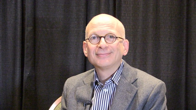 Video preview: Author and Entrepreneur Seth Godin Discusses the Current State of Print and Publishing