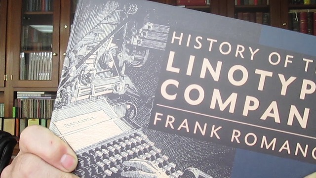 Video preview: Frank has two new Books on the History of the Industry