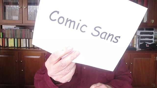 Video preview: Sweden has its own typeface. Frank says America should have one too
