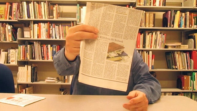 Video preview: Frank: Students Are Paying Too Much For Textbooks