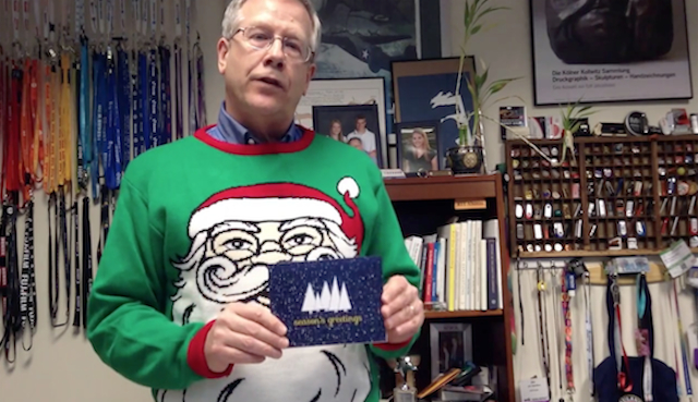 Video preview: Jim Hamilton's Review of 2014 Corporate Greeting Cards