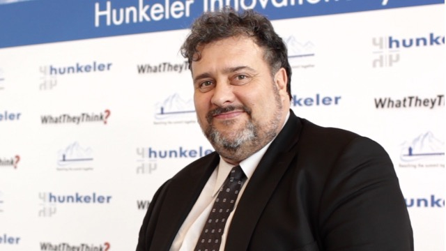 Video preview: Stefan Hunkeler Shares Hunkeler Innovationdays Thoughts