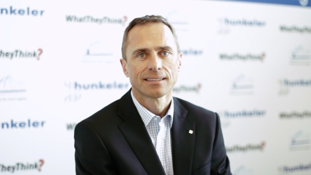 Video preview: Hunkeler's Erich Hodel Shares Hunkeler Innovationdays Stats