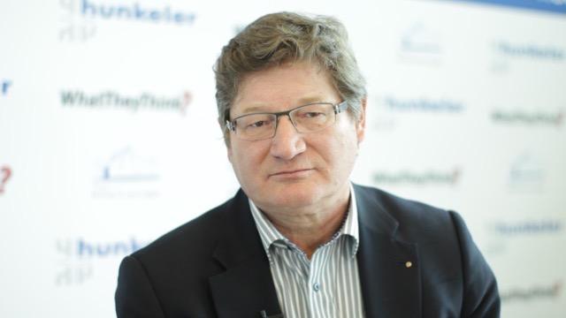 Gerhard Marterrer, Director 1-1 Marketing, Eversfrank Gruppe, explains value of envelope wraps for personalization