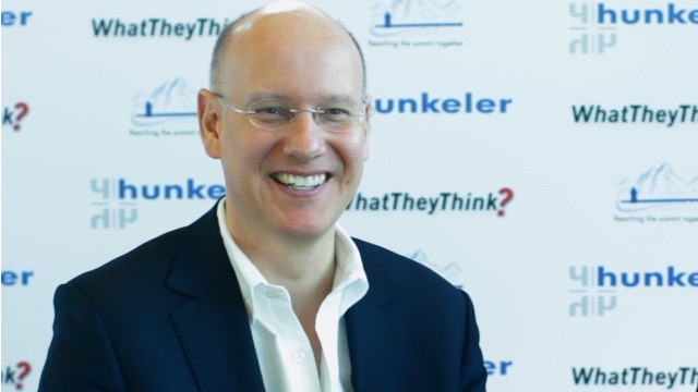 Marco Boer of I.T. Strategies Talks about the Value of Hunkeler Innovationdays 2015