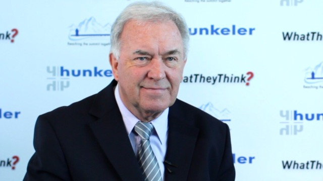 Video preview: Franz Hunkeler shares thoughts on a successful Hunkeler Innovationdays 2015
