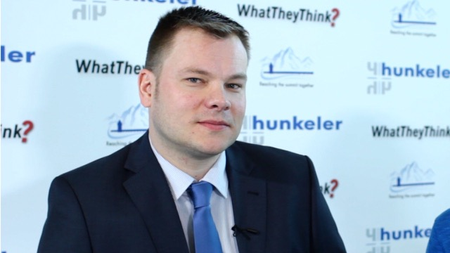 Video preview: Symeta's Jasper Wauters Talks About Transformation From Offset To Digital