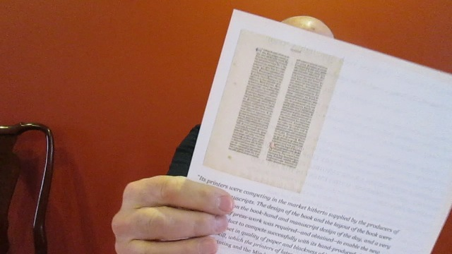 Video preview: Frank Romano on Printing Wikipedia