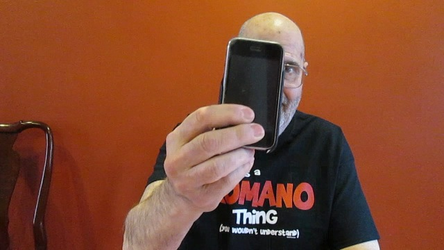 Video preview: Frank Romano:  All These 1991 Products Now on iPhone