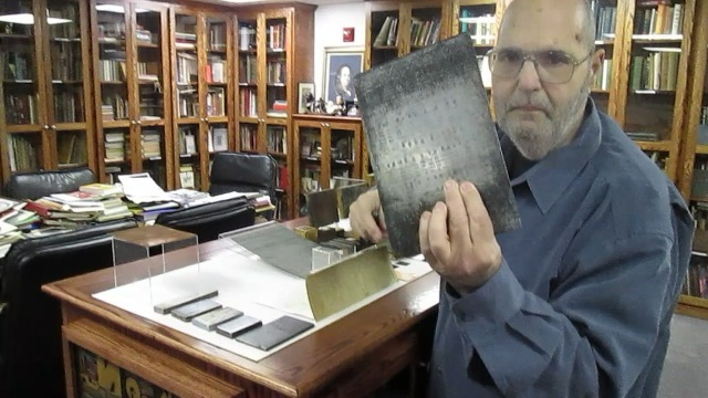 Video preview: A Peek Into the Printing Library in Salem New Hampshire