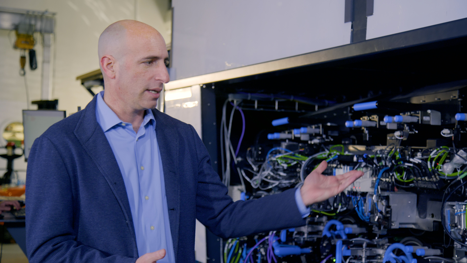Video preview: Golan Landsberg on the New HP Indigo LEPX Architecture