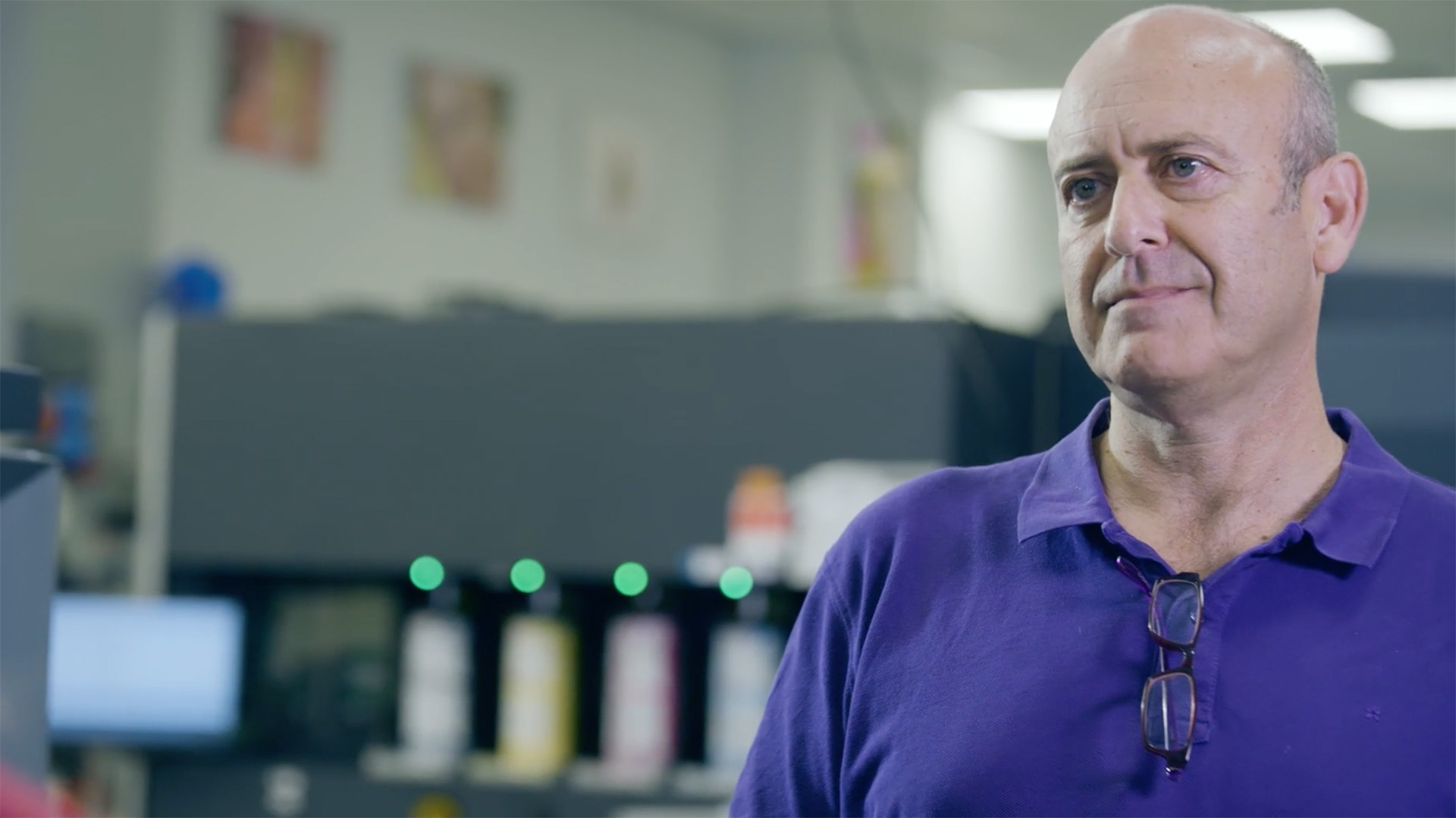 Video preview: The Feeding System for the 100K Digital Press