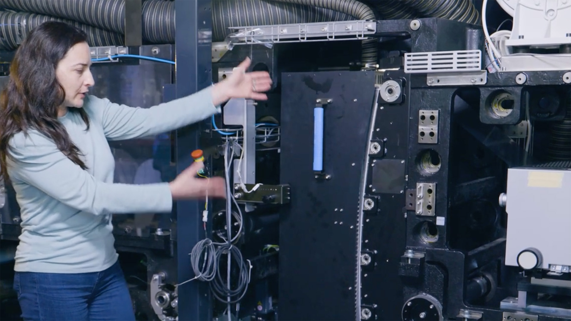 Video preview: The Inline Priming System and Application Versatility on the HP Indigo V12 Digital Press