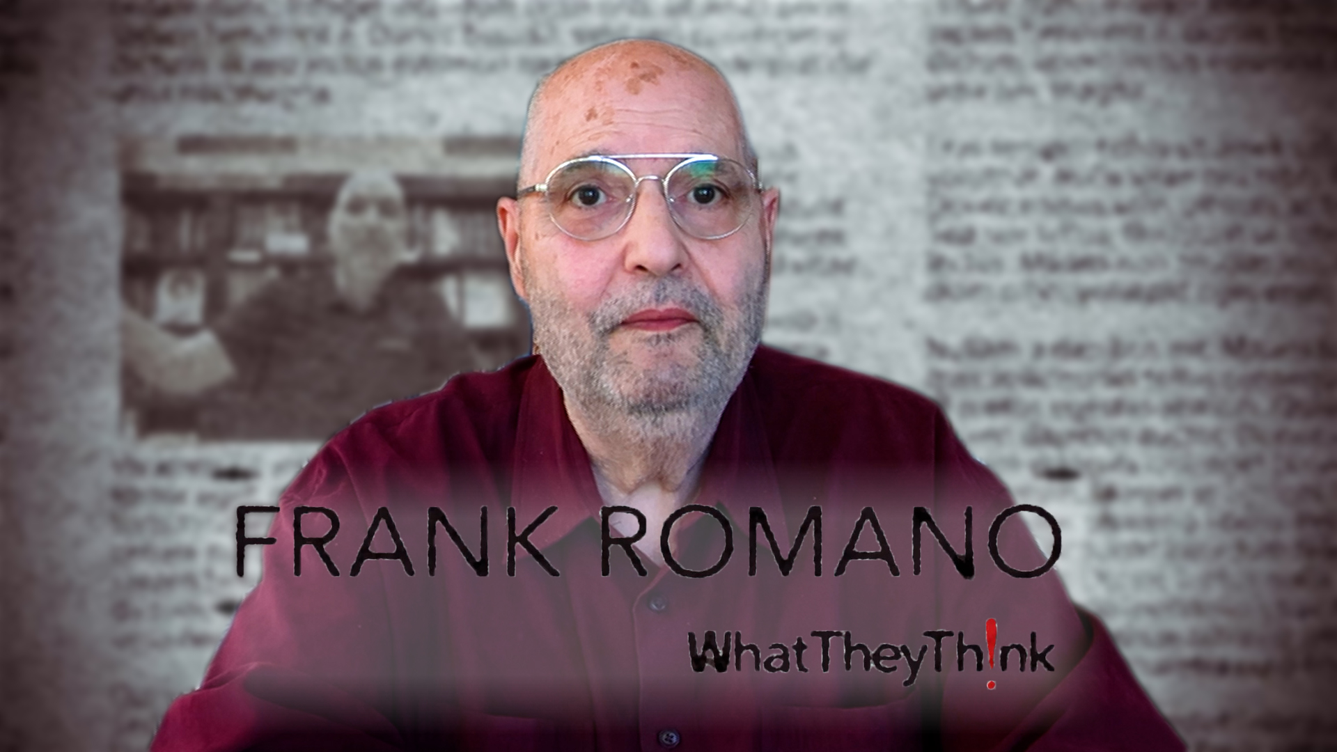 Video preview: The Year of Frank: Many Happy Returns