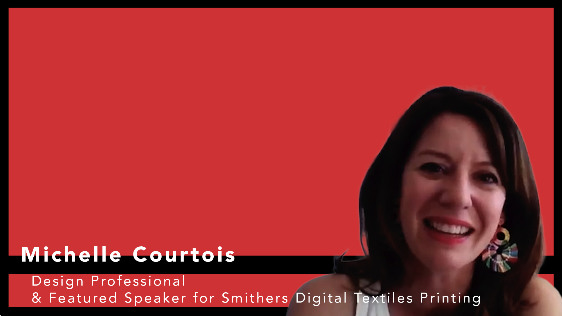 Video preview: Home Decor to Take Center Stage at Smithers Digital Print For Textiles