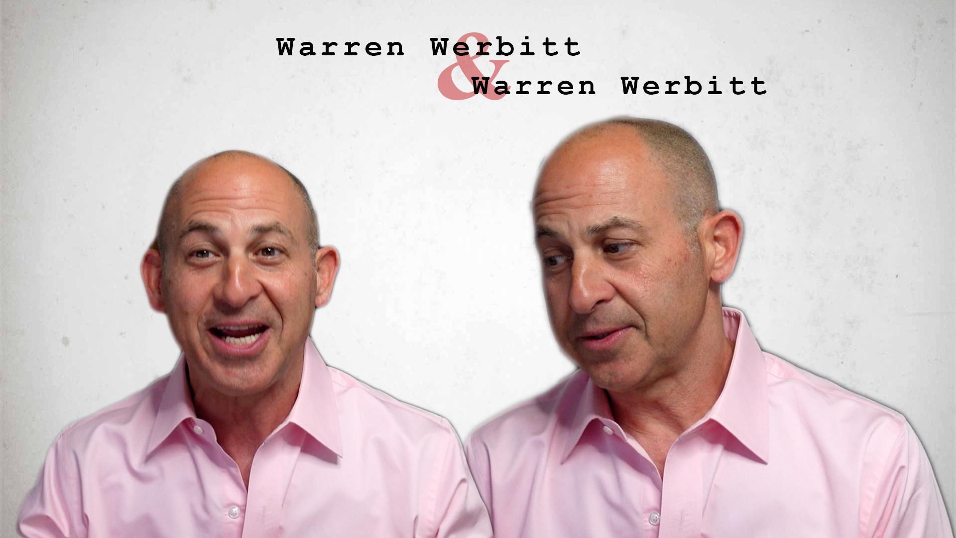 """Video preview: Warren Werbitt Says, """"I Love Zoom!"""""""