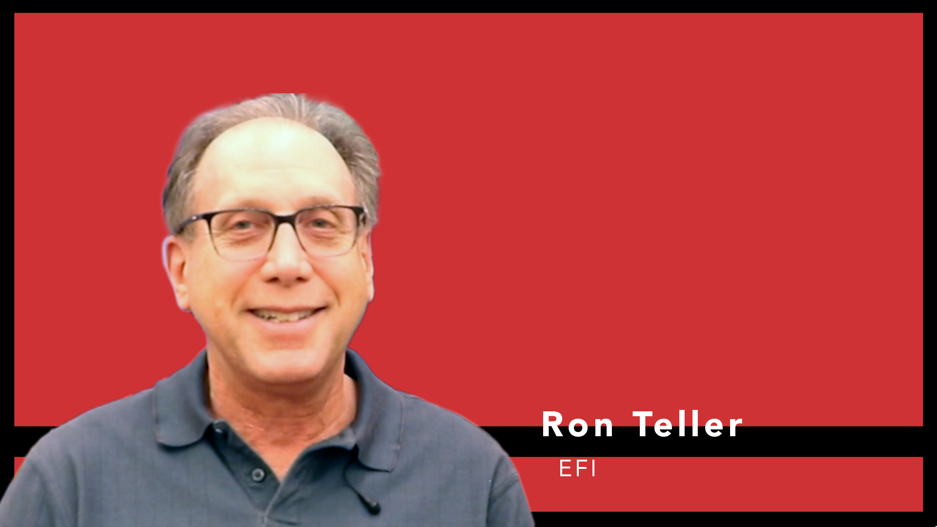 Video preview: EFI's Ron Teller on PrintSmith Vision