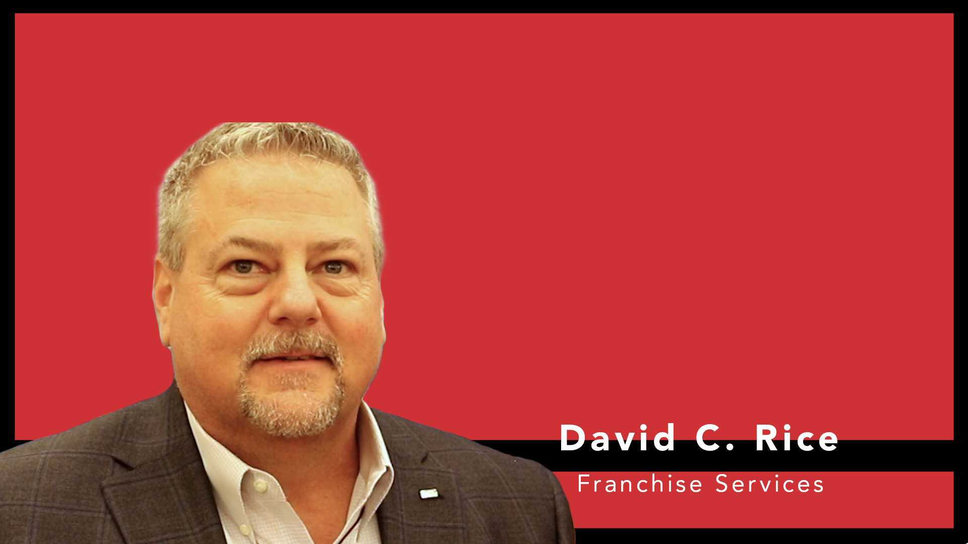 Video preview: David C. Rice on FSI's Conversion Program
