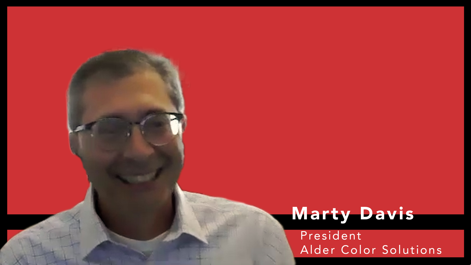 Video preview: Jim Raffel and Shelby Sapusek Geek Out with Marty Davis