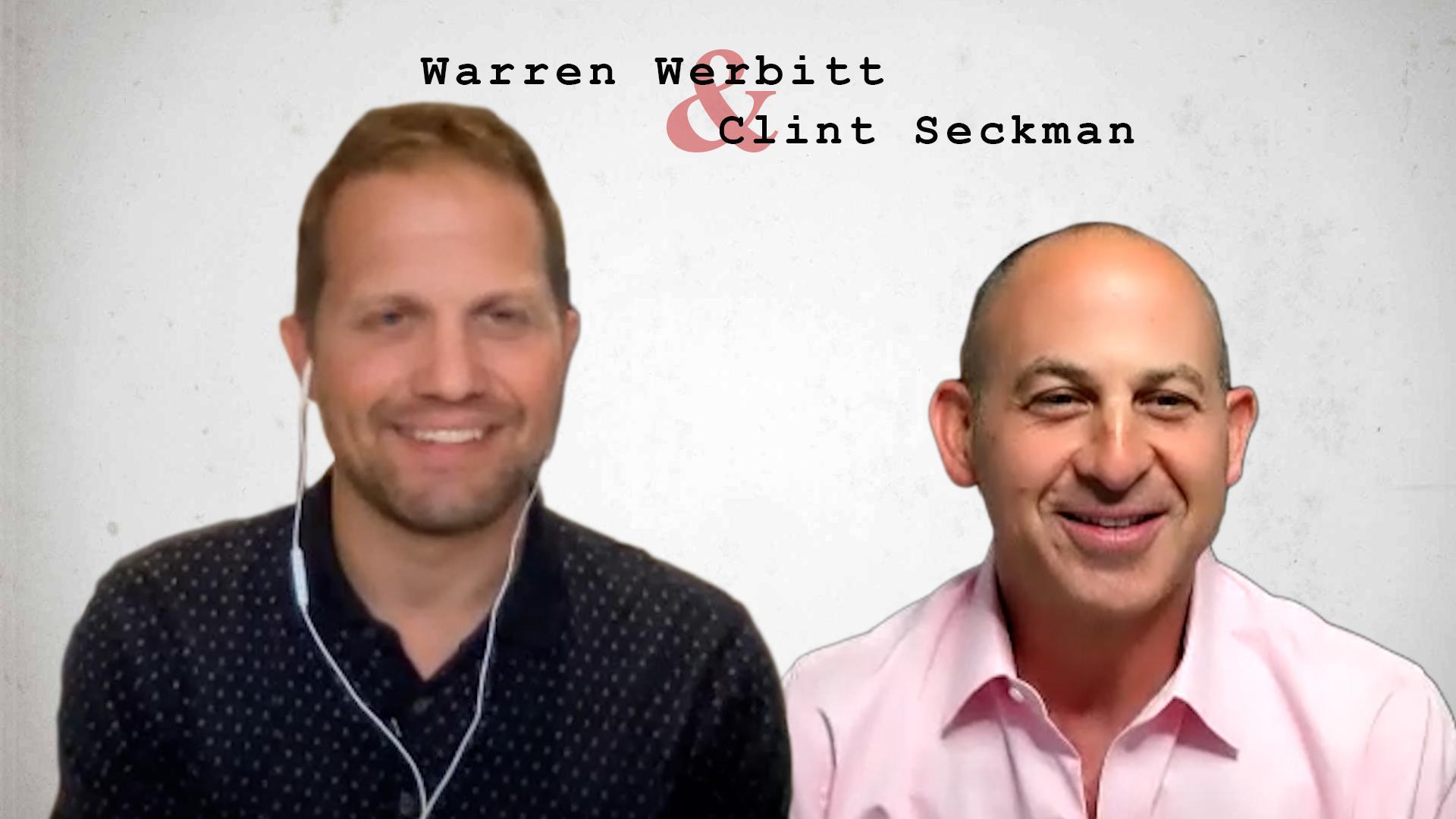 Video preview: Warren Werbitt Goes Printer to Printer with Parkland Direct's Clint Seckman