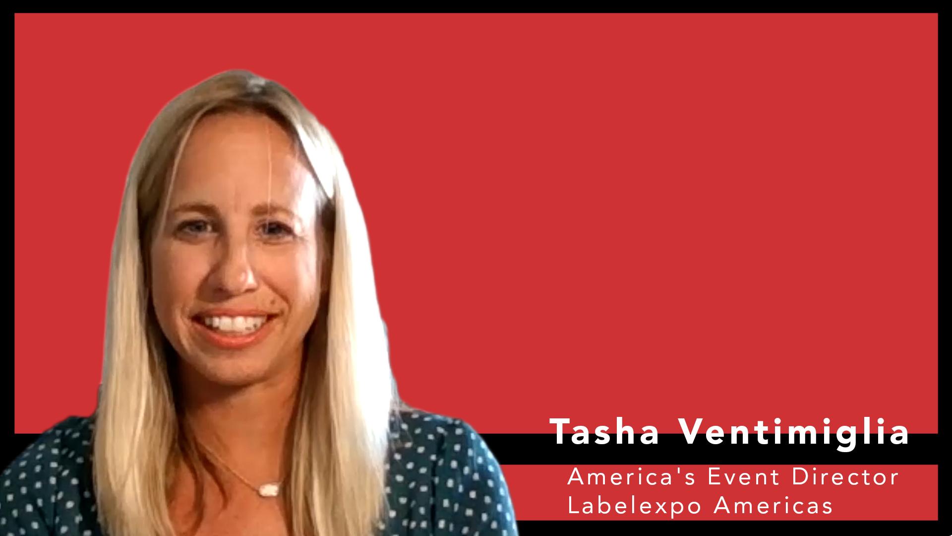 Video preview: Labelexpo's Tasha Ventimiglia on the Upcoming Label Congress