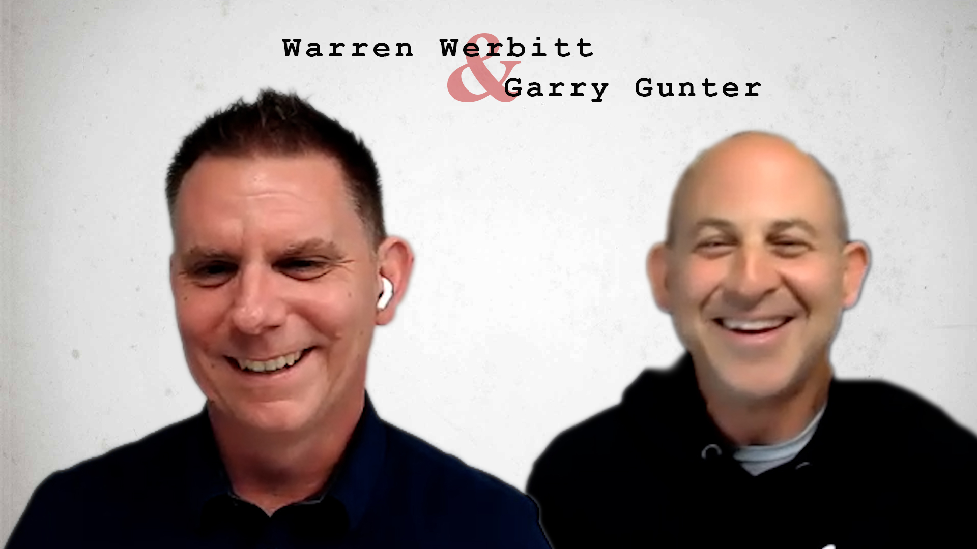 Video preview: Warren Werbitt Goes Printer to Printer with Mitchell Since 1928's Garry Gunter