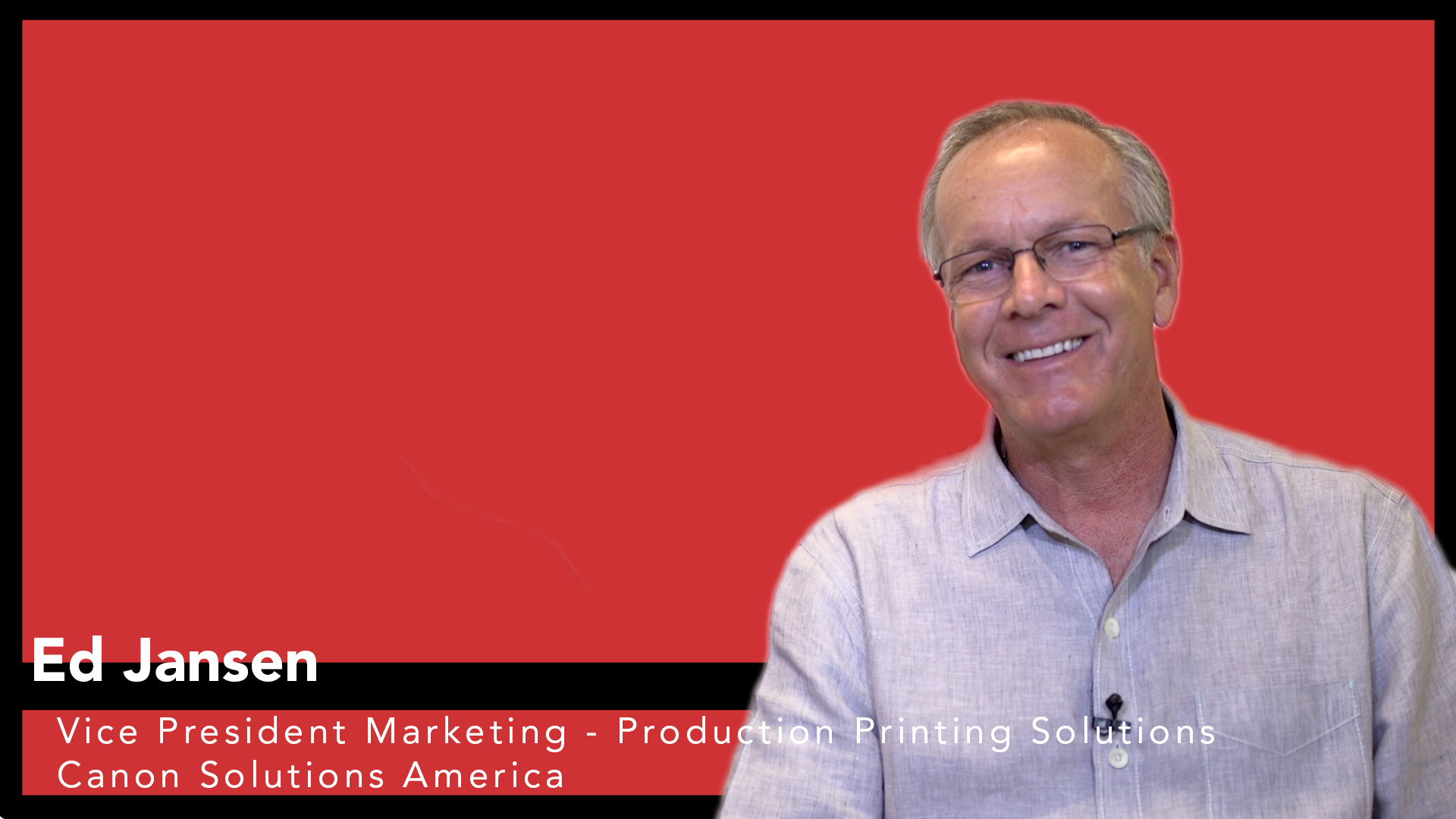Video preview: thINK Ahead 2021: Uniting as Leaders of the Inkjet Community