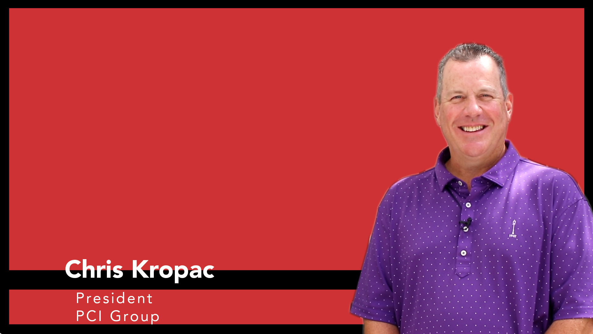 Video preview: PCI Group's Chris Kropac on Transactional Print Security