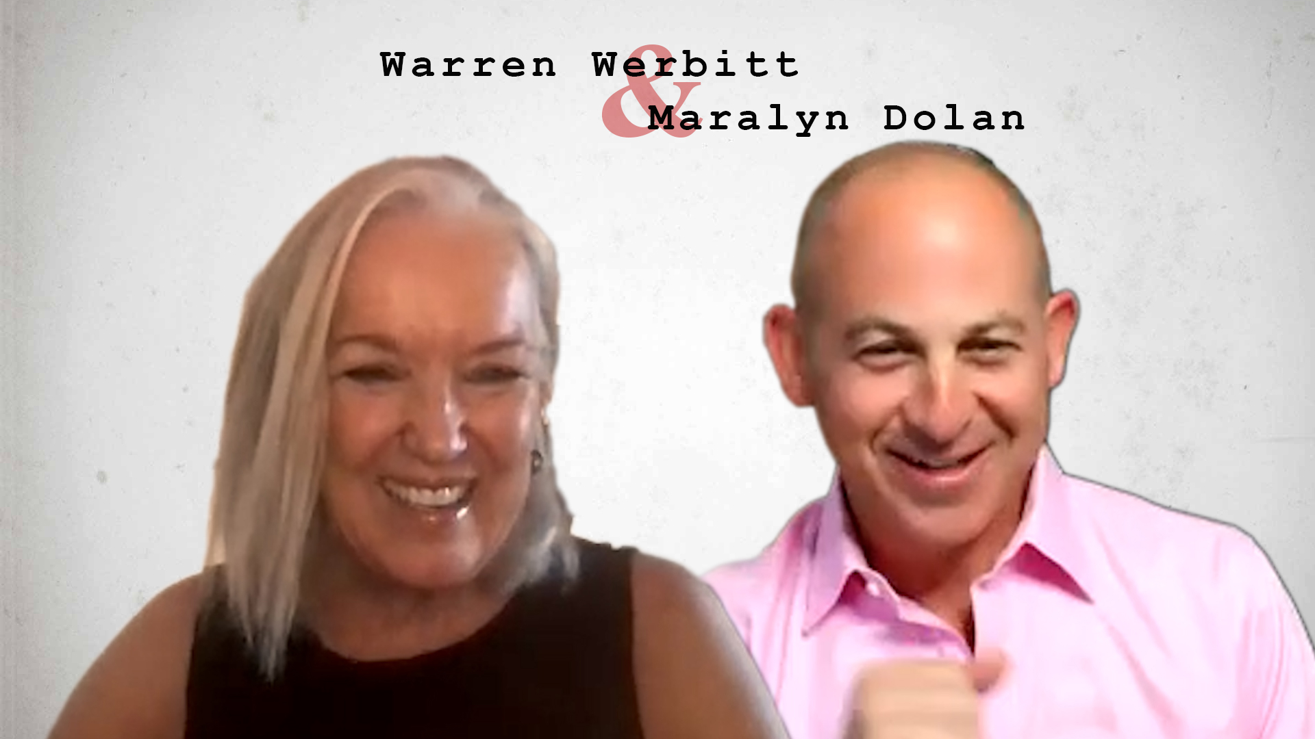Video preview: Warren Werbitt Goes Printer to Printer with IPG's Maralyn Dolan