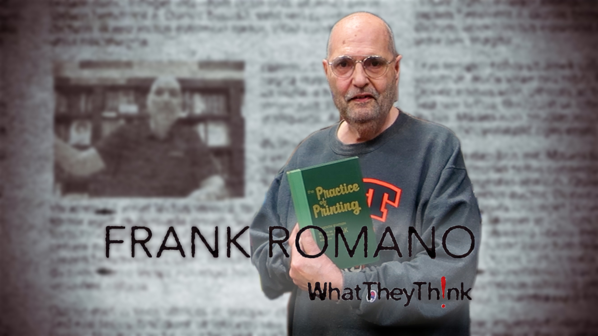 Video preview: Frank Buys Textbooks