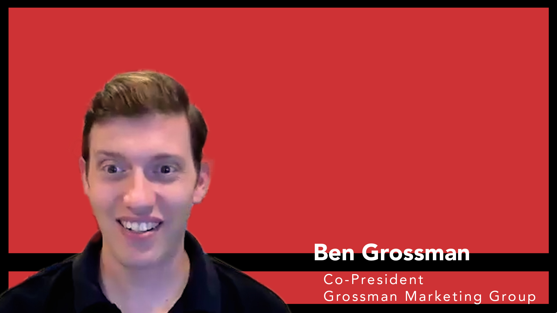 Video preview: Grossman Marketing Group: A Century of Success